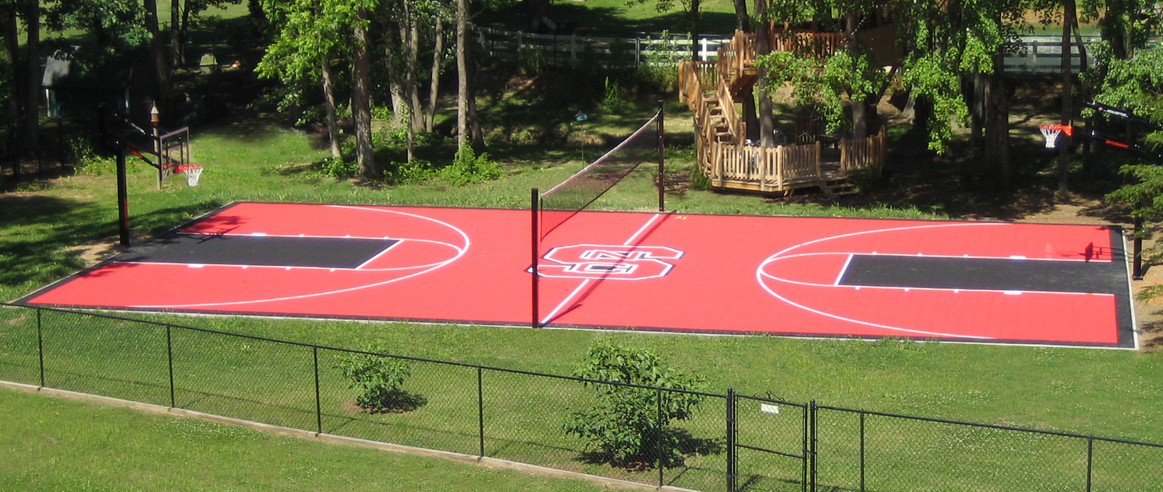 Cost of a Backyard Volleyball Court