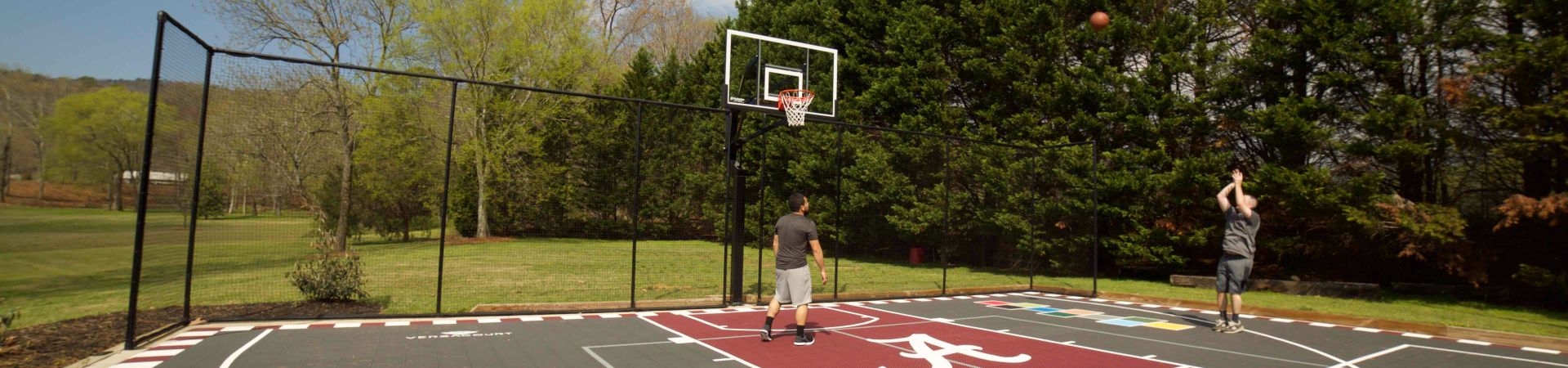 Versacourt Professional Quality Residential Basketball