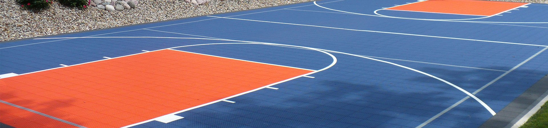 Versacourt full court basketball court kits for Sport court cost per square foot