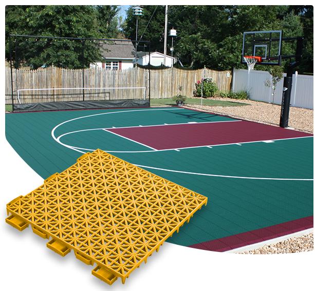 VersaCourt | Court Tile, Basketball Flooring, Gym ...