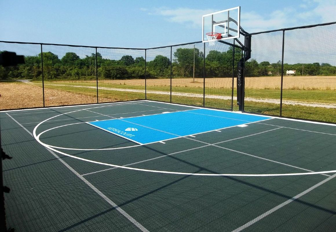 Versacourt Containment Fencing For Game Courts