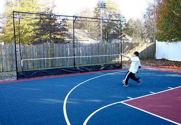 Versacourt Ball Rebounder Systems