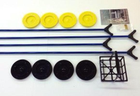 versacourt shuffleboard equipment