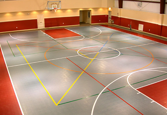 Outdoor Multi-Sport Court