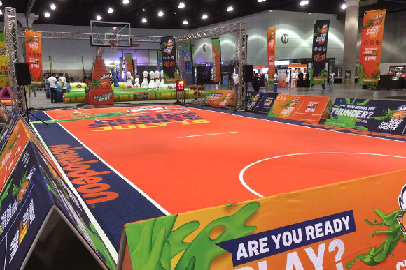 Portable Courts