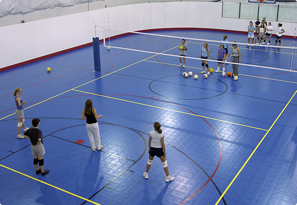 Indoor Multi-Sport Game Court