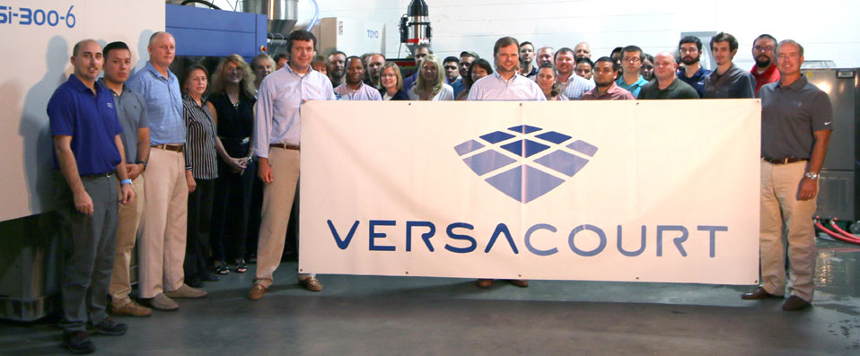 The VersaCourt Team