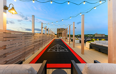 VersaCourt | Commercial Indoor & Outdoor Shuffleboard Courts