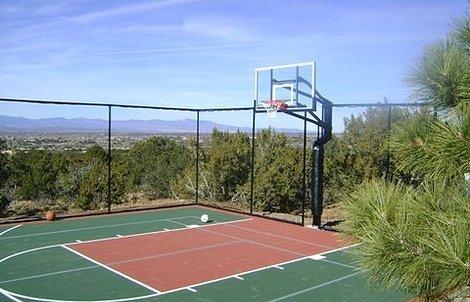 VersaCourt | Indoor, Outdoor & Backyard Basketball Courts