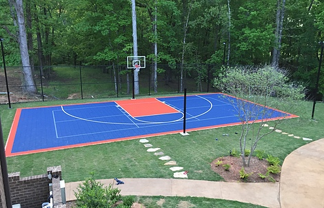 Versacourt Home Outdoor Multi Sport Game Courts
