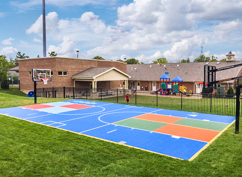 Versacourt Commercial Outdoor Multi Sport Game Courts