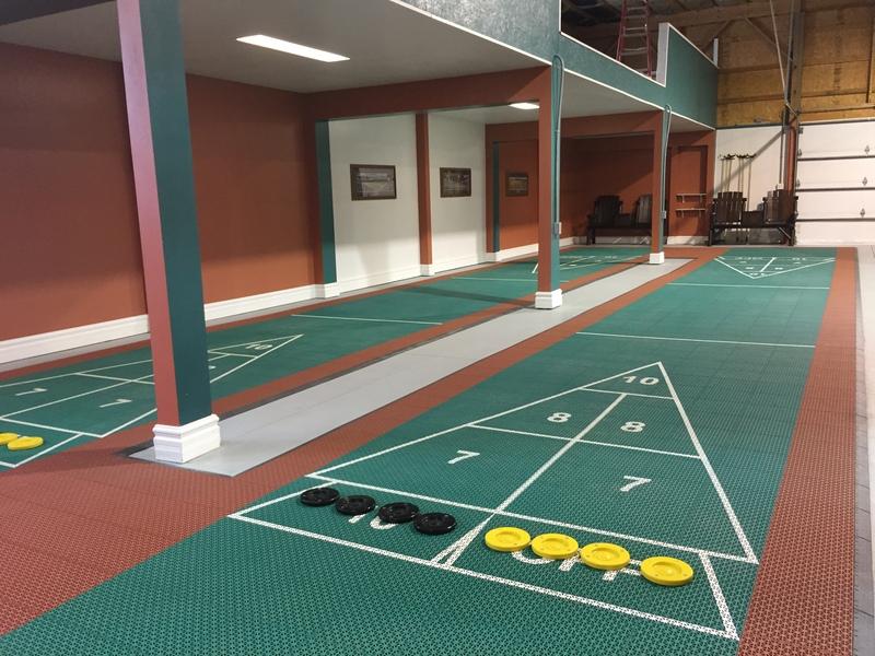 Versacourt Commercial Indoor Amp Outdoor Shuffleboard Courts
