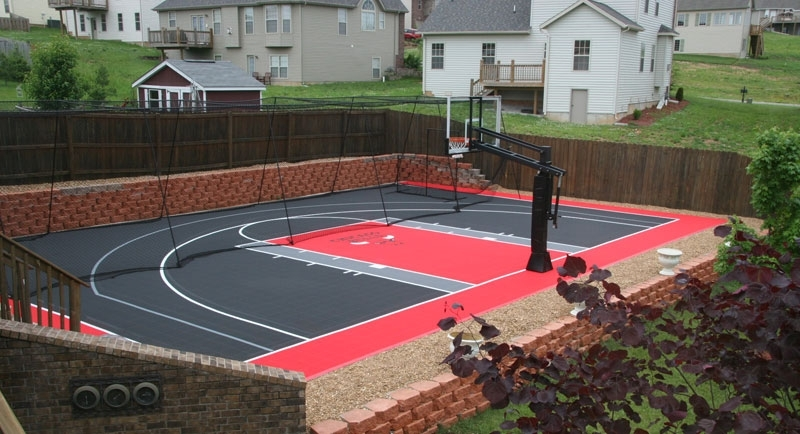 Understanding The Cost Of A Backyard Basketball Court