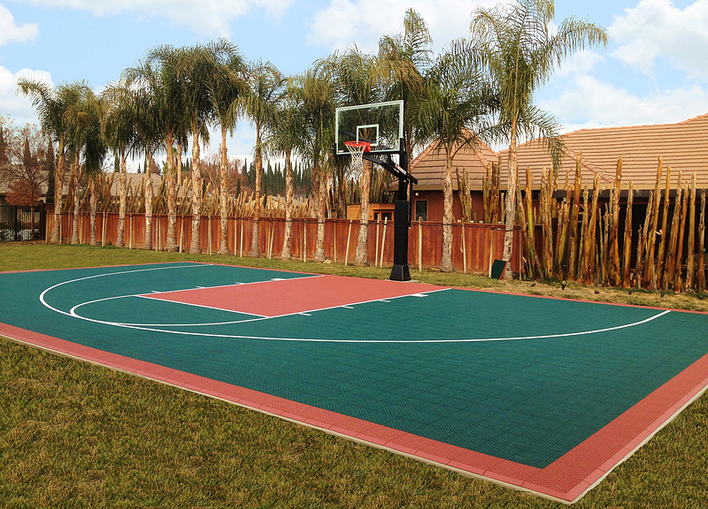 Charmant Basketball Court Gallery. View Full Gallery