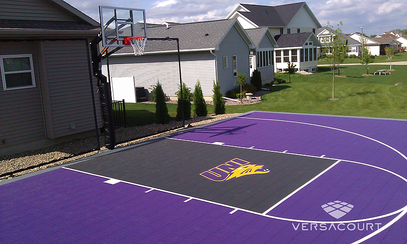Basketball Court Gallery. View Full Gallery