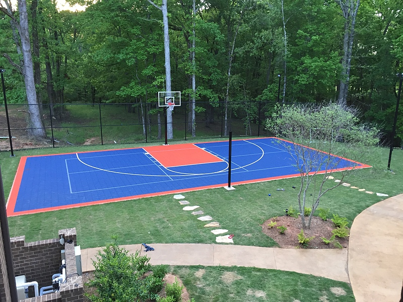 Multi Sport Game Court Gallery. View Full Gallery