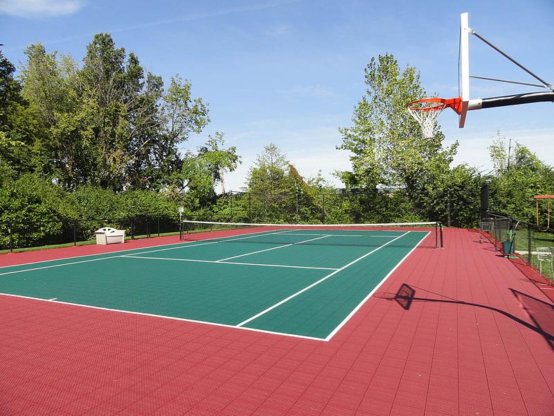 versacourt court tile for tennis court construction resurfacing. Black Bedroom Furniture Sets. Home Design Ideas