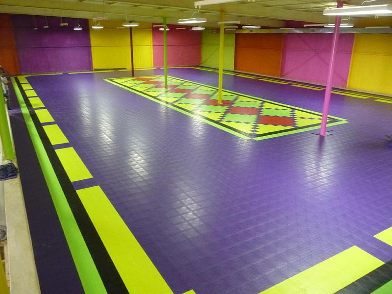 Versacourt Skating Rink Flooring Amp Surfacing