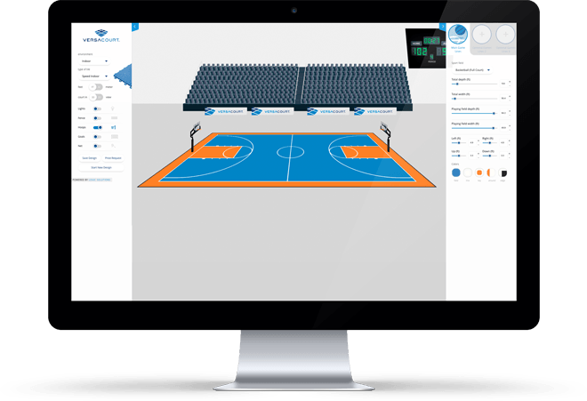 Dream Court Designer